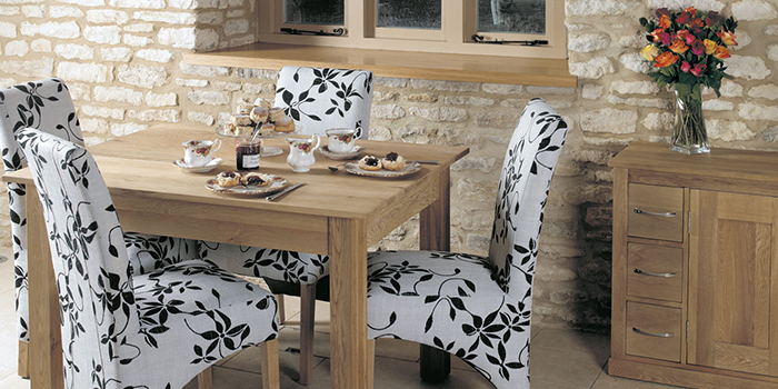 mobel solid oak range