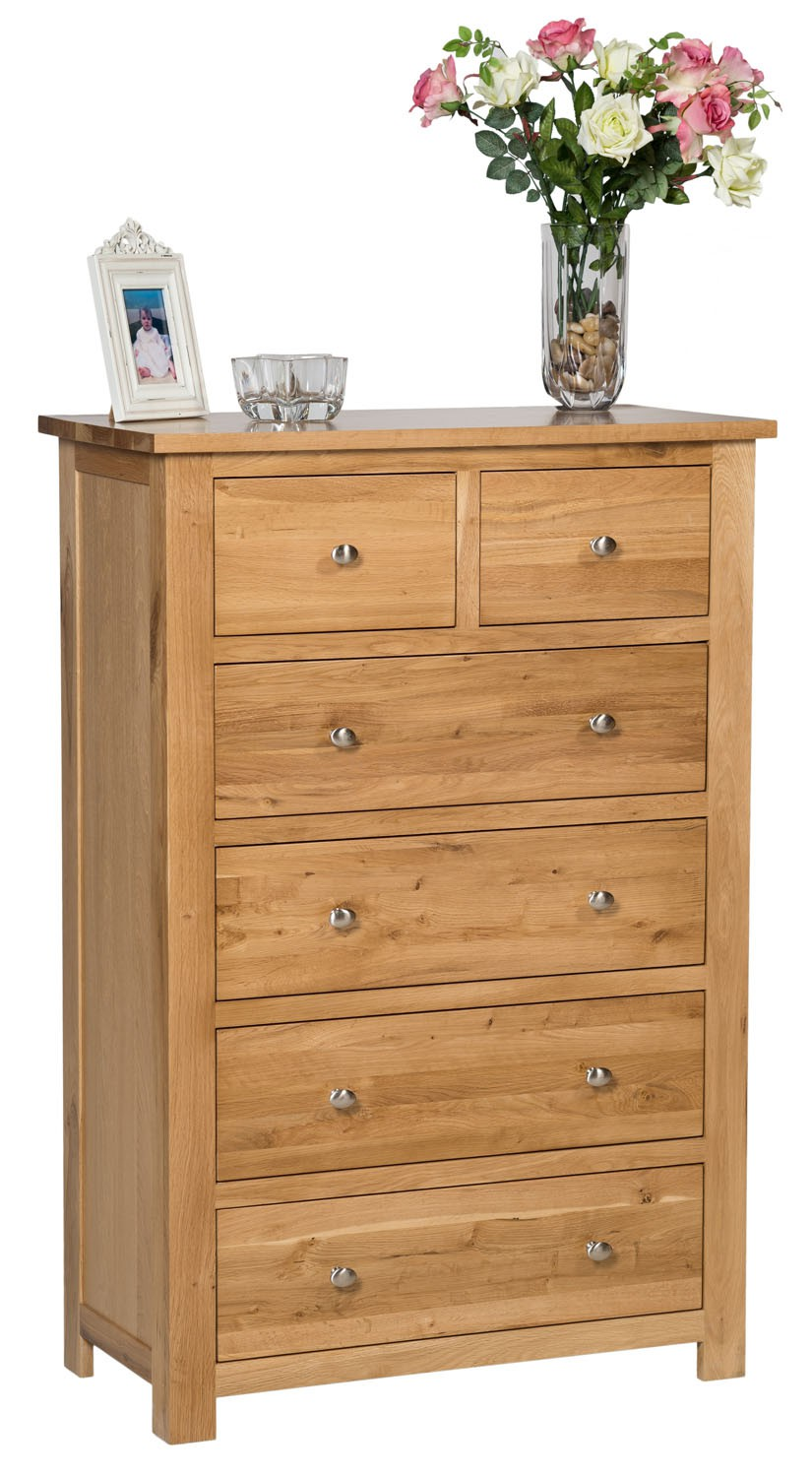 Waverly Oak  Chest Of Drawers