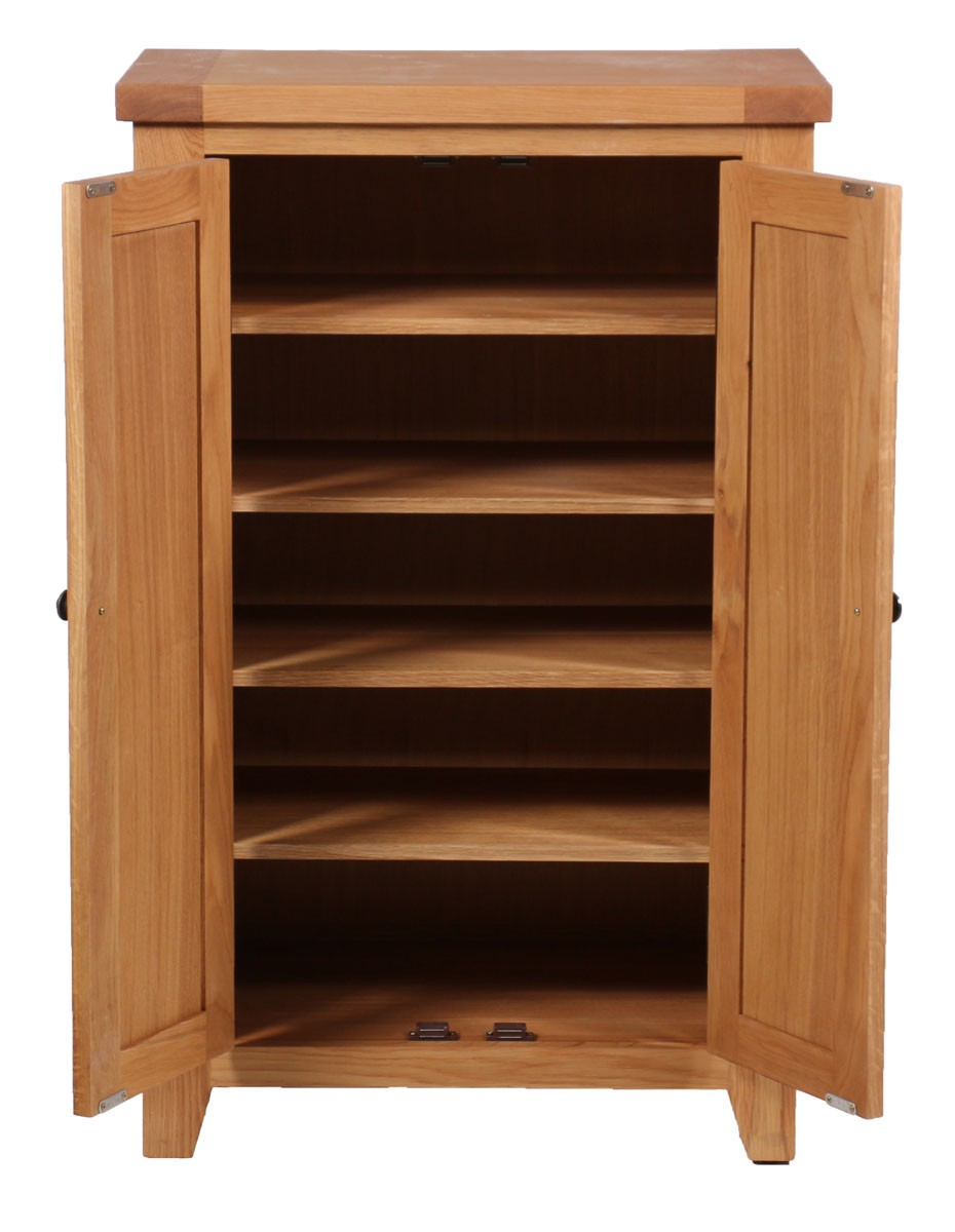 rustic product hereford sherwood door cw shoe furniture cupboardshoe cabinet oak cupboard