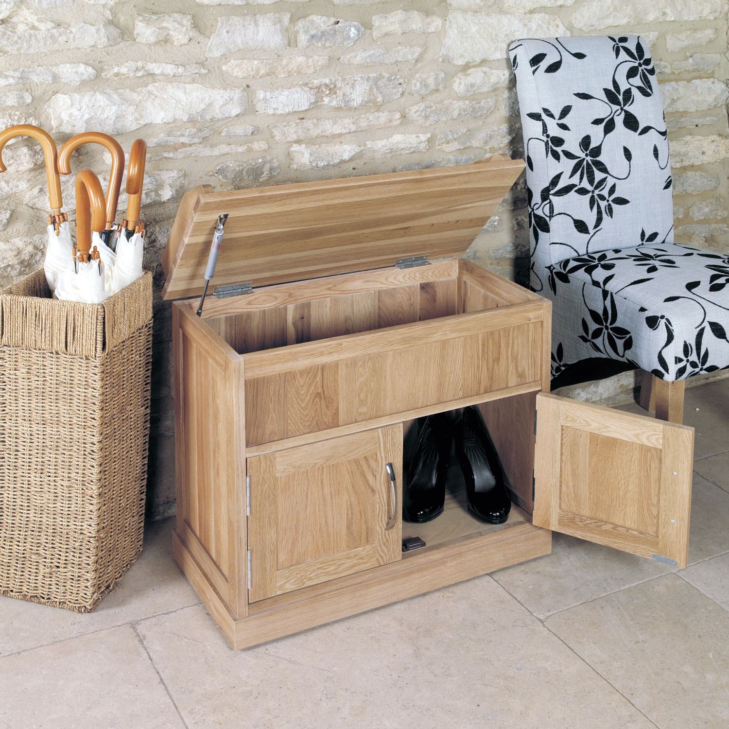 baumhaus hidden home office 2. Baumhaus Mobel Oak Hidden Home Office. Shoe Bench With Storage Office 2