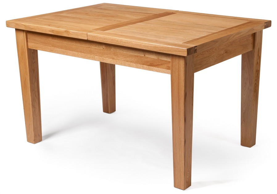 Light Oak Large Extending Table