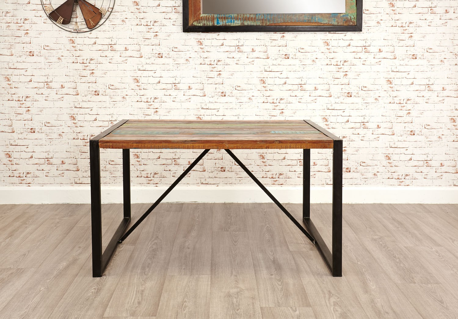 Urban Chic Dining Table Small Urban Chic Reclaimed Wood Shop By Range H