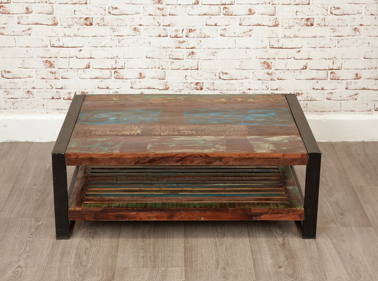 Urban Chic Rectangular Coffee Table Coffee Tables Living Room