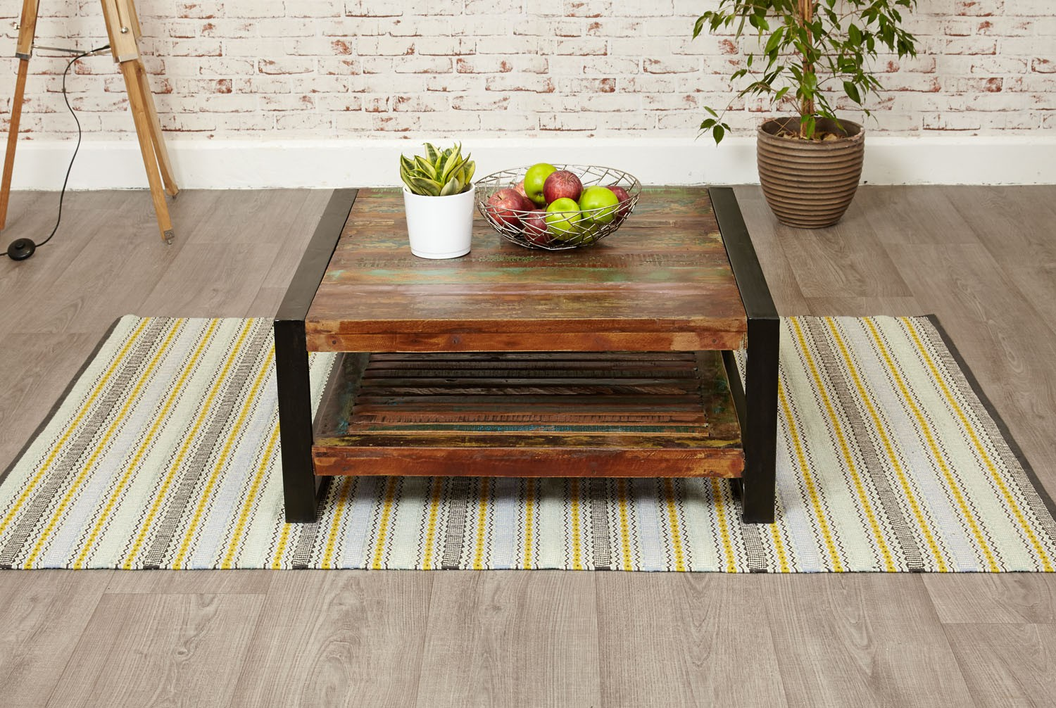 Urban Chic Square Coffee Table Urban Chic Reclaimed Wood Shop By Range Hallowood