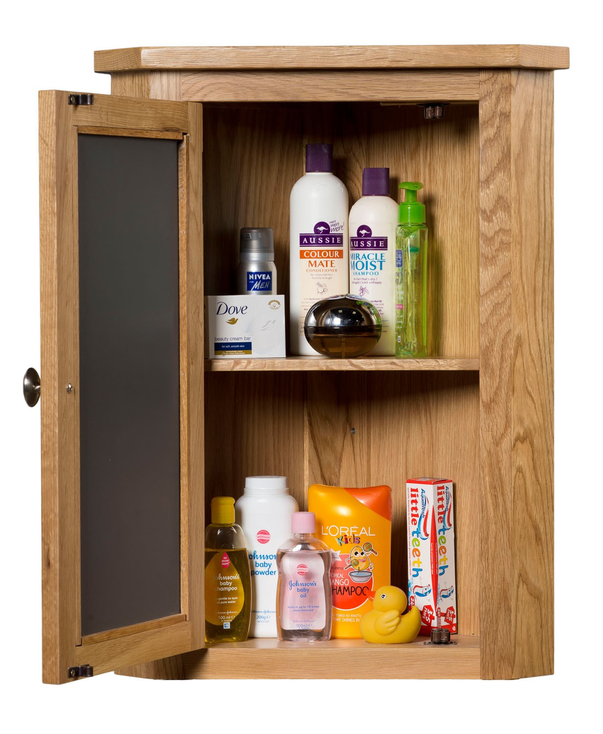waverly solid oak small bathroom corner cabinet cupboard hallowood. Black Bedroom Furniture Sets. Home Design Ideas