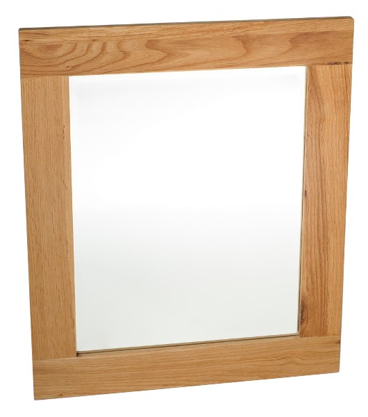 Waverly Oak - Oak Framed Mirror (WM680)
