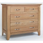 Camberley Oak 2 over 3 Chest