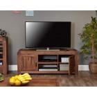 Shiro Walnut Widescreen Television Cabinet