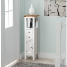 Clifton Painted Open Top Tower Cabinet