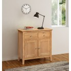 Hereford Oak Small Sideboard