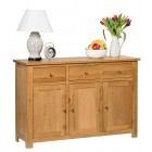 Waverly Oak Large Sideboard