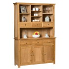 Waverly Oak Large Dresser / Sideboard with Top