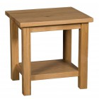 Waverly Oak Side Table