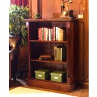 La Roque Low Open Bookcase