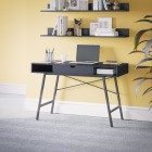 Dudley Metal Desk with 1 Drawer