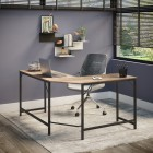Dudley Metal Corner Desk