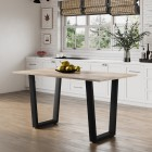 Dudley Large Dining Table - 1.5m