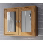 Waverly Oak Two Door Bathroom Cabinet