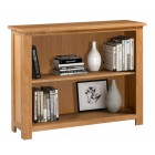 Waverly Oak Wide Bookcase