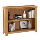 Waverly Oak Wide Bookcase