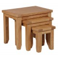 Cotswold Nest of 3 Tables