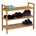 Waverly Oak 3 Tier Stackable Shoe Rack