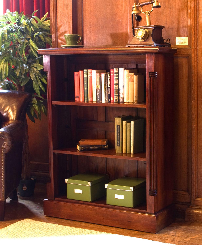 Antique Oak, 3 Tier NIGMA FREE STANDING BOOKCASE CUBE 2 3 4 TIER WOODEN STORAGE SHELF DISPLAY UNIT