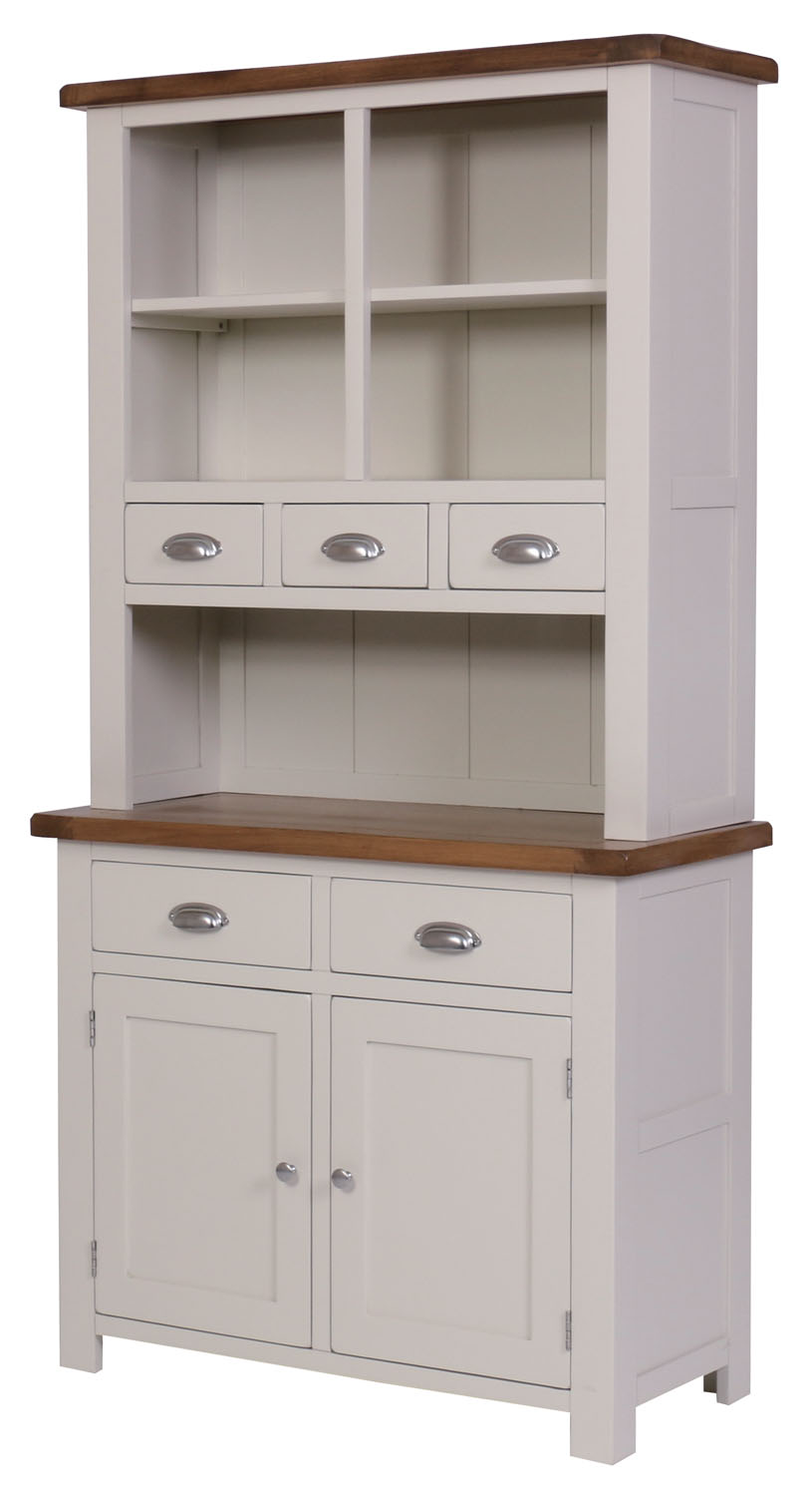 Ascot Painted Small Dresser - Sideboard with Top