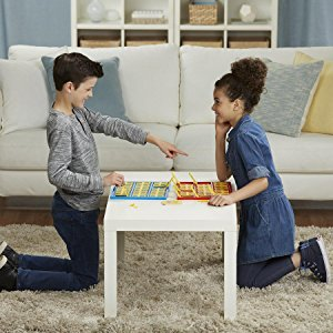 kids using table