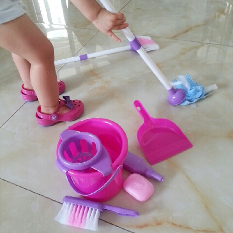 family fun - tidy up