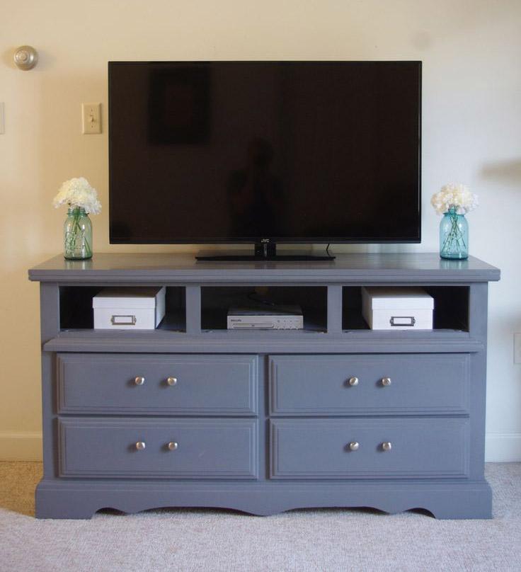 TV - drawers