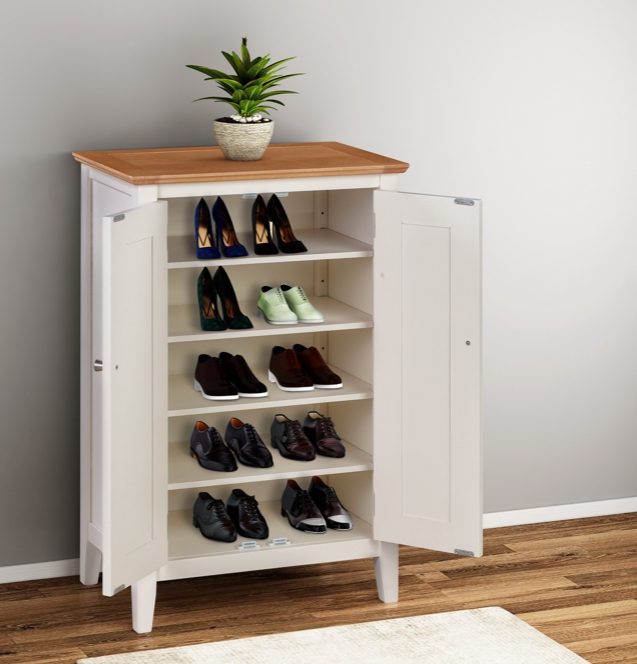 Clifton Shoe Cupboard