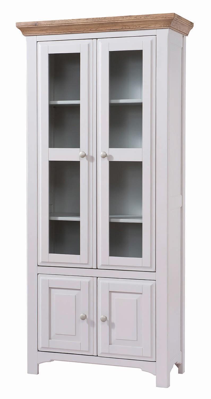 Devon display cabinet