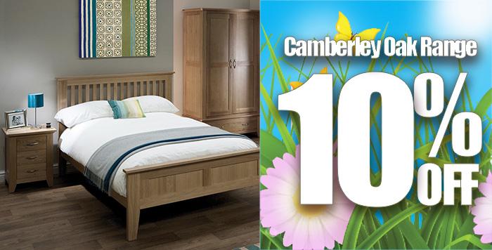 Camberley Oak