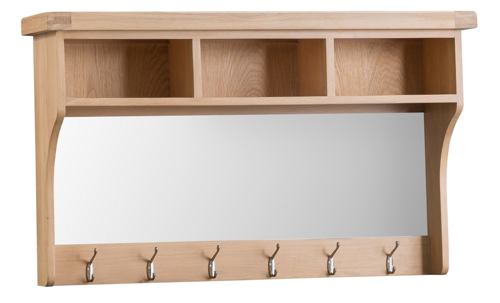 mirror with shelf