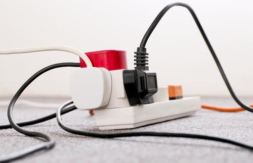 overloaded plug