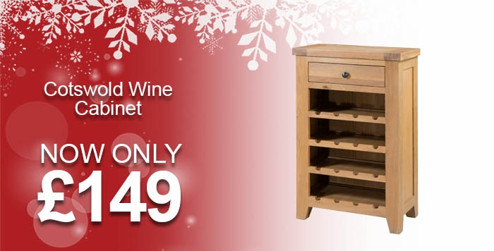 Costwold Wine Cabinet