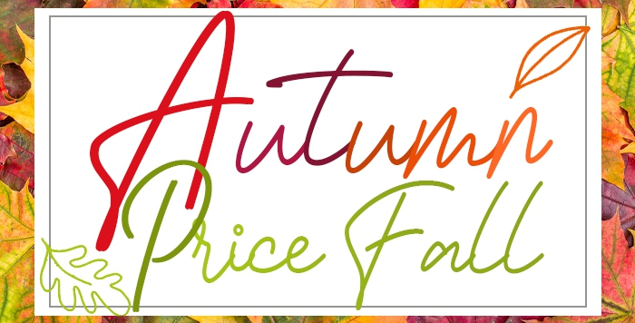 Autumn Price Fall