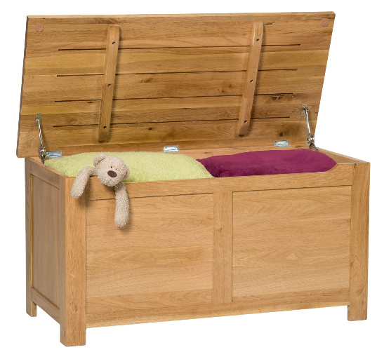 Waverly Blanket Box